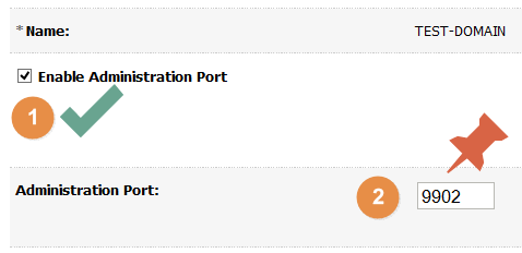 Enabling WebLogic Administration Port and Troubleshooting