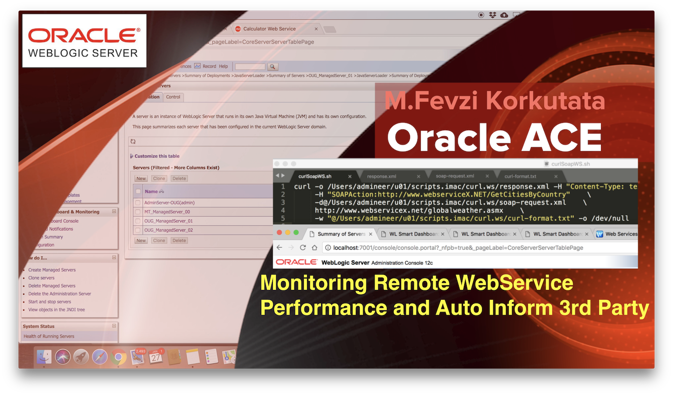 Podcast: Monitor Remote WebService Response Times with CURL on