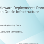 Oracle Open World, My Sessions, Updates and Notes ( M.Fevzi Korkutata – Oracle ACE )