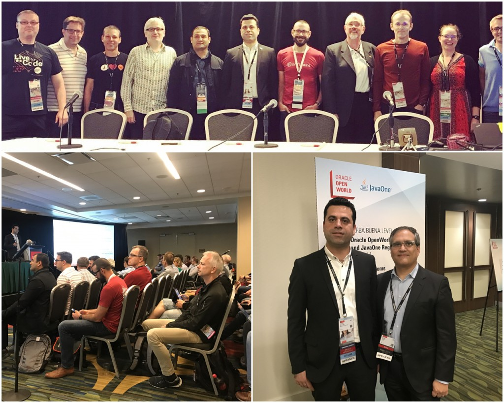 Oracle Open World, 2017 - My Session Pictures (Fevzi Korkutata)